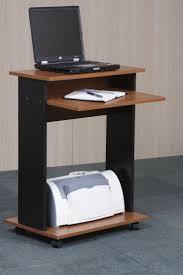 Cpu Holder Under Desk Mount Small by Best 25 Computer Cart Ideas On Pinterest Under Desk Storage
