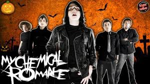 Sirius Xm Halloween Station Number by 7 My Chemical Romance Songs To Spook You For Halloween Youtube
