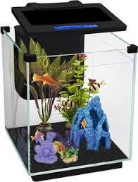 noclean aquariums gravityflow self cleaning glass betta fish
