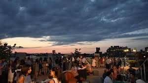 100 Tribeca Rooftops Seventh Annual GenR Summer Party International Rescue Committee IRC