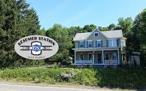 Besemer Station Bed and Breakfast Bed & Breakfast and Vacation