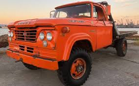 Orange Crush Survivor: 1962 Dodge Power Wagon 4x4 1962 Dodge D100 Pickup Youtube Dodge Sweptline Series 1 Americian Lafrance Tired Fire Truck Flickr Dart 330 Stock Photo 54664962 Alamy Dcm Classics On Twitter Visit Our Truck Project Whiskey Bent Tim Molzens Crew Cab Slamd Mag Lcf Series Wikipedia Pickup Of The Year Late Finalist 2015 Resurrection 2017 Nsra Street Rod