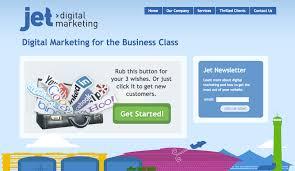 Jet Digital Marketing Affordable Utah Web Design Service pany