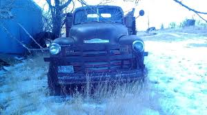 100 1952 Chevy Truck Parts Truck Does Not Run 1200 OBO Morristown SD