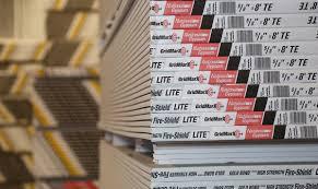 Usg Ceiling Grid Distributors by Building Materials Distributor U2013 Drywall Acoustical Ceilings