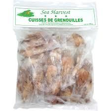 cuisiner des cuisses de grenouilles surgel馥s cuisses de grenouilles surgelées seafer le sachet de 500g shoptimise