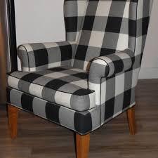 shop white wingback chair on wanelo