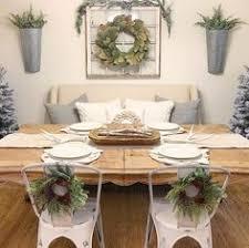 Christmas And Interior Decorating Ideas Farmhouse Dining RoomsFarmhouse
