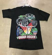 Rare Vintage Grave Digger Monster Truck T Shirt, Circa 1994, Vintage ... The Blot Says Hundreds X Bigfoot Original Monster Truck Shirts That Go Little Boys Big Red Tshirt Jam Grave Digger Uniform Black Tshirt Tvs Toy Box Monster Jam 4 5 6 7 Tee Shirt Top Grave Digger El Toro Check Out Our Brand New Crew Shirts From Dirt Blaze And Birthday Shirt Raglan Kids Tshirts Fine Art America Truck T Lot Of 8 Adult Large Shirts Look Out Madusa Pink Tutu Dennis Anderson 20th Anniversary Team News Page 3 Of Crushstation Monstah Lobstah Truckjam Birtday Party Monogram