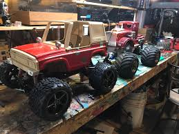 100 Pink Tonka Truck Current Monster Projects Body On A EMax And A Long
