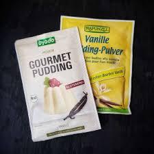 es gibt ihn tatsächlich vanillepuding ohne zucker
