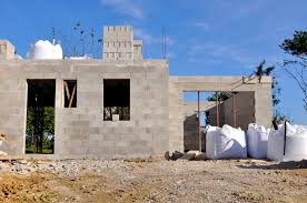 100 Brick Walls In Homes The Pros Cons Of Concrete Block House Construction Home