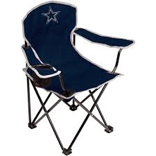 NFL Dallas Cowboys Youth Size Tailgate Chair From Coleman By ... Folding Quad Chair Nfl Seattle Seahawks Halftime By Wooden High Tuckr Box Decors Stylish Jarden Consumer Solutions Rawlings Nfl Tailgate Wayfair The Best Stadium Seats Reviewed Sports Fans 2018 North Pak King Big 5 Sporting Goods Heavy Duty Review Chairs Advantage Series Triple Braced And Double Hinged Fabric Upholstered Amazoncom Seat Beach Lweight Alium Frame Beachcrest Home Josephine Director Reviews Tranquility Pnic Time Family Of Brands