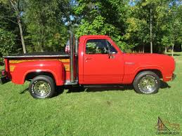 100 Little Red Express Truck For Sale 1979 Dodge