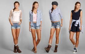 Stylish Summer Looks For Teen Girls