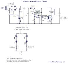 simple emergency l electronics