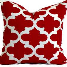Red Decorative Lumbar Pillows by Shop White Lumbar Pillow Covers On Wanelo