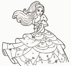 Large Size Of Coloring Pagescoloring Book Barbie Appealing Online New Picture