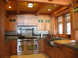 Mission Style Kitchen Traditional Kitchen Boston by