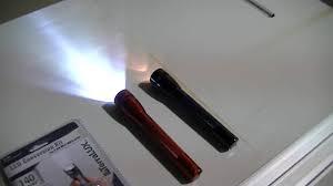 mini mag lite led conversion kit terralux 140 lumans