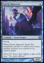 mono blue faerie bounce budget modern modern the game