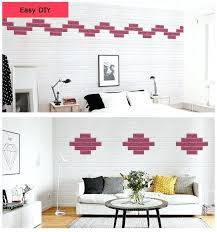 3d Peel And Stick Wallpaper Brick Design Sheets Product Details