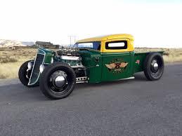 Traditional Pickup 1936 International Harvester Custom Truck For Sale