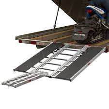 Sled Deck Ramp Width by Snowmobile Loading Ramps For Pickup Trucks U0026 Trailers Discount Ramps