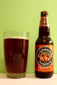Harvest Pumpkin Ale by October 2012 The Year In Beer