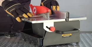 Skil Wet Tile Saw 3550 by Ironton 7in Wet Tile Saw Youtube
