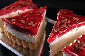 rote grütze kuchen einfach nur lecker