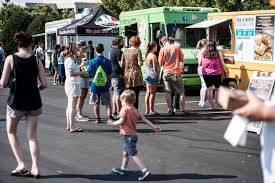 100 Food Truck Festival Chicago College Of DuPage Rally Sunset 5K RunWalk Enjoy Illinois