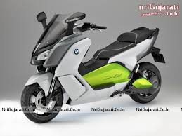 BMW Concept E Electric Scooter Price In India 2012
