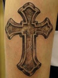 14 Best Cross Tattoos Images On Pinterest