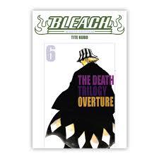 Bleach 6 The Death Trilogy Overture