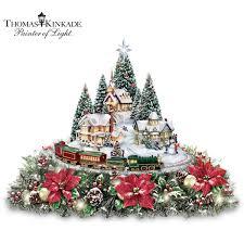 Thomas Kinkade Christmas Tree Cottage by Admin Author At Thomas Kinkade Christmas Village