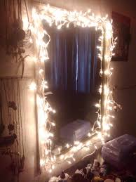 Vanity Table With Lights Around Mirror by Furniture Curved Vanity Mirrors With Small Lights Around And