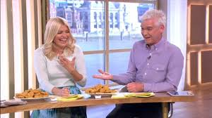 This Morning Holly Willoughby Going Off 2017 04 25 - YouTube Holly Willoughby Metro 264 Best Celebrities In Suzanne Neville Images On Pinterest Emma Filming The South Bank Outside Itv Studios Pregnant Ferne Mccann Breaks Down This Morning Revealing Baby And Phillip Schofield Gobsmacked By Exclusive Natasha Barnes Understudy For Sheridan Smith Wow We Barely Recognise Mornings This Arsenal Manager Arsene Wenger Provides Very Sad Injury Update Was Seen Out England 05262017