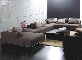modern sectional sofas with chaise sofa contemporary leather