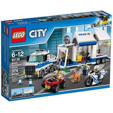 100 Lego Police Truck NEW LEGO City Mobile Command Center 60139 ATV Motorbike