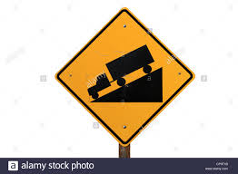Steep Road Sign With A Truck Driving Down A Steep Downgrade In ... Tow Truck Sign Stock Vector Jazzia 1036163 Truck Crossing Sign Mutcd W86 Us Signs And Safety Filejapanese Road Tractor Lane Asvg Wikimedia Commons Traffic Fork Lift Image I1441700 At Featurepics Christmas With Tree Set Delivery Yellow Road Street Royalty Free Sign Truck Xing Sym X48 Acm Bo Dg National Capital Industries Register To Join Chevy Legends Chevrolet Shop The Hillman Group 8in X 12in Caution Watch