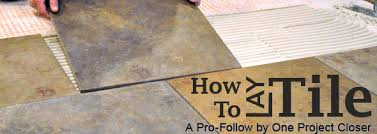 how to level a subfloor before laying tile one project closer