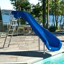 Inground Pool Slides Tumfirmalar