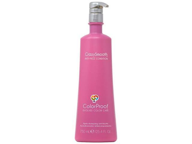 Color Proof Crazy Smooth Anti Frizz Condition - 750ml
