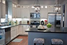 Kitchen Design With White Cabinets Stainless Steel Is Definitely A Trend In Appliances