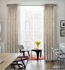 Formal Dining Room Curtains Unique Bay Window Curtain Ideas