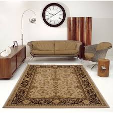 Ladole Rugs Traditional Vintage Beautiful Soft Indoor Runner Area Rug Carpet For Bedroom Living Room Dining In Brown 3x10 27 X 910 80cm