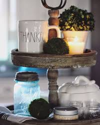Farmhouse Looking For That Perfect Tiered Tray A Coffee Bar Or Guest Bathroom This Is So Versatile All Those Decorating Projects