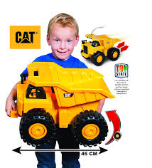 100 Big Toy Dump Truck Caterpillar 18 Inch Push Powered Rev It Up Walmartcom
