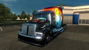 FREIGHTLINER CORONADO OPTIMUS PRIME STEWEN EDITION Truck (4) - ETS 2 ...